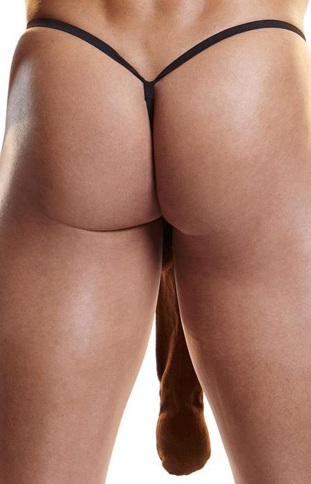 Стринги мужские-пенис «HUSTLER FUNDIES» арт.NU23 (Фото 2)