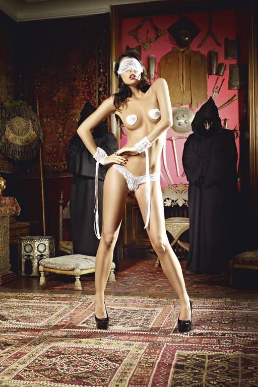 Игровой костюм «Подружка инквизитора» (Фото 1)