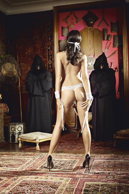 Игровой костюм «Подружка инквизитора» (Фото 2)