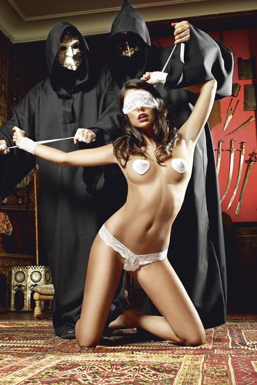 Игровой костюм «Подружка инквизитора»
