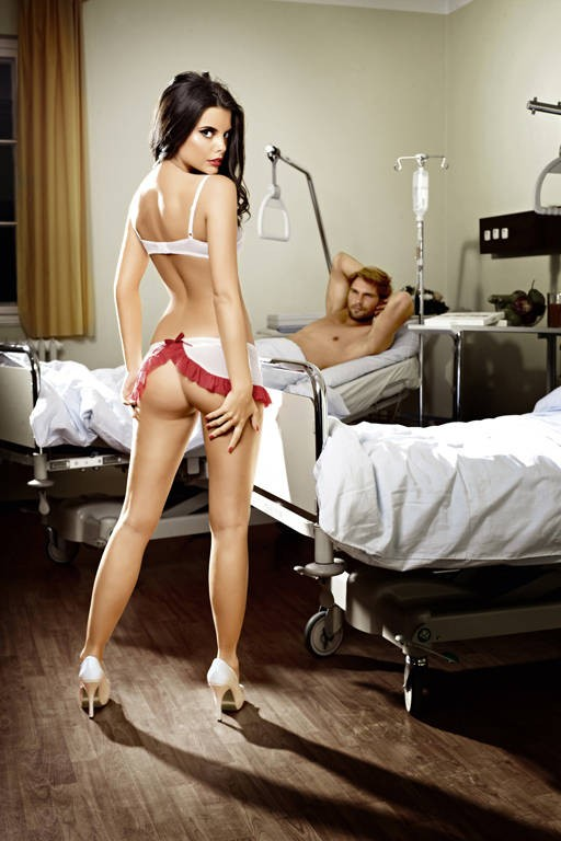 Игровой костюм «Шаловливая медсестра» (Фото 2)