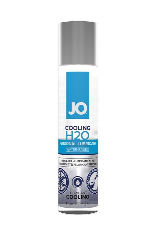 Охлаждающий лубрикант «JO H2O Water Based Cool»