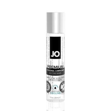 Охлаждающий лубрикант «JO Premium Silicone Сool»
