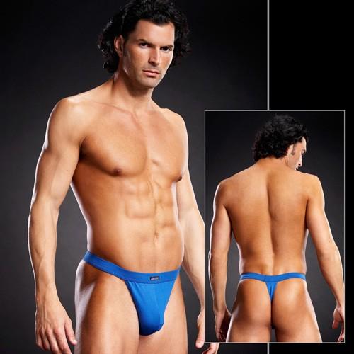 Мужские танга «Blue Line Blue» (Фото 1)