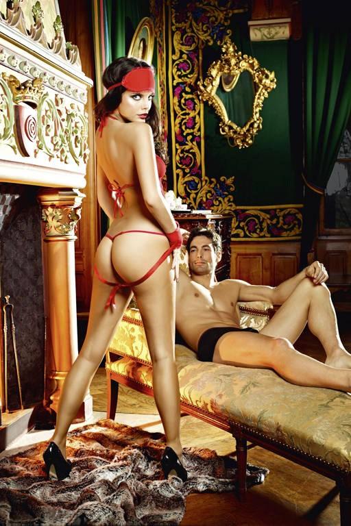 Игровой костюм «Раба любви» (Фото 1)