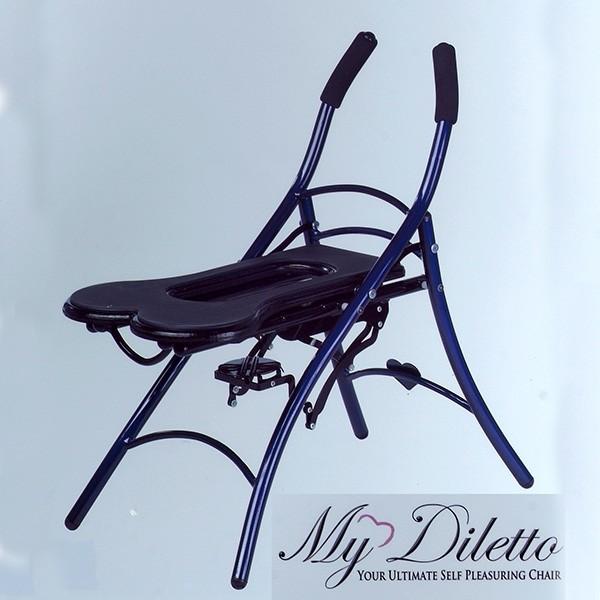 Секс волшебный стульчик