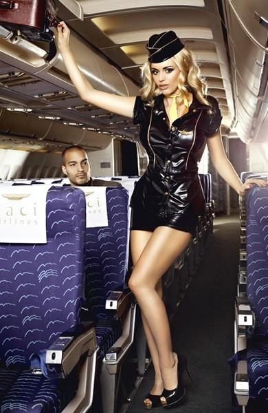 Игровой костюм стюардессы «BACI DREAMS» (Фото 2)