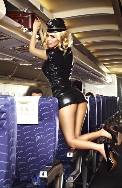 Игровой костюм стюардессы «BACI DREAMS» (Фото 3)