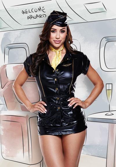 Игровой костюм стюардессы «BACI DREAMS»