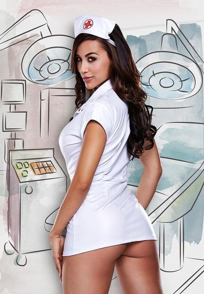Игровой костюм старшей медсестры «BACI DREAMS» (Фото 1)