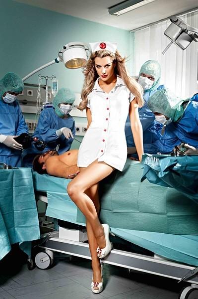 Игровой костюм старшей медсестры «BACI DREAMS» (Фото 2)