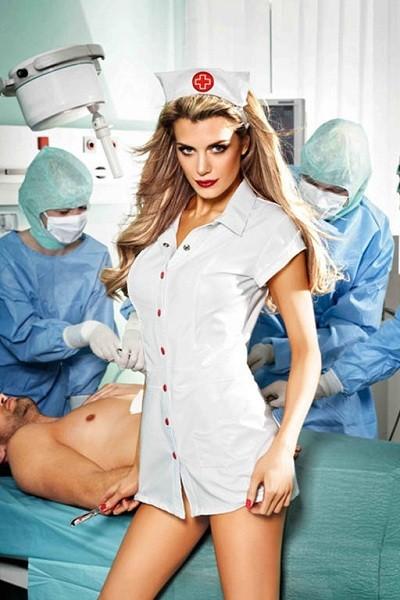 Игровой костюм старшей медсестры «BACI DREAMS» (Фото 3)
