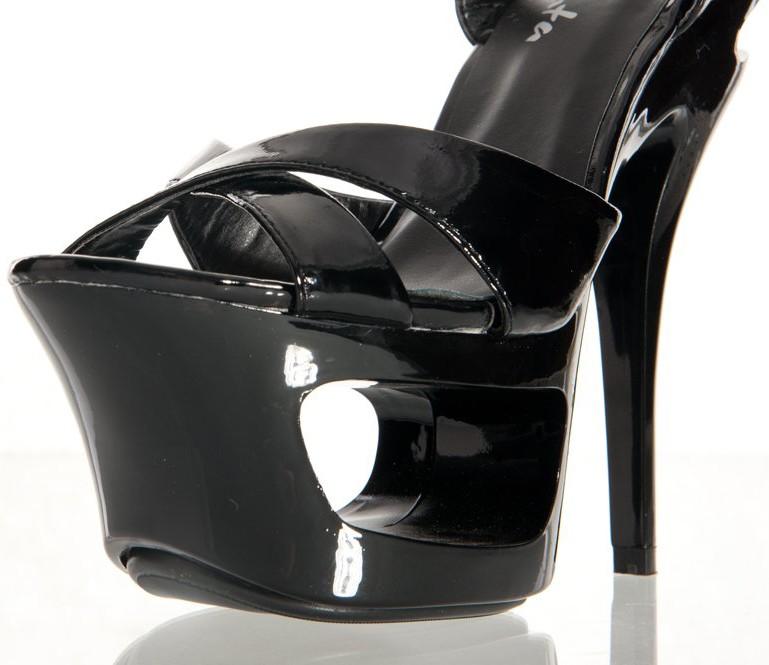 Стрип обувь «BLACK» (Фото 2)