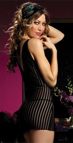 Платье в полосочку «Seven'til» арт.9475 (Фото 1)