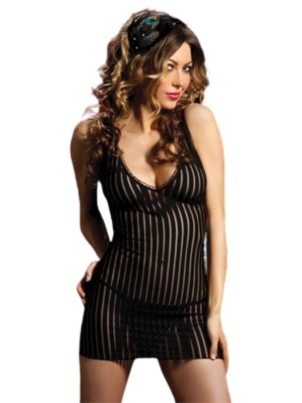Платье в полосочку «Seven'til» арт.9475