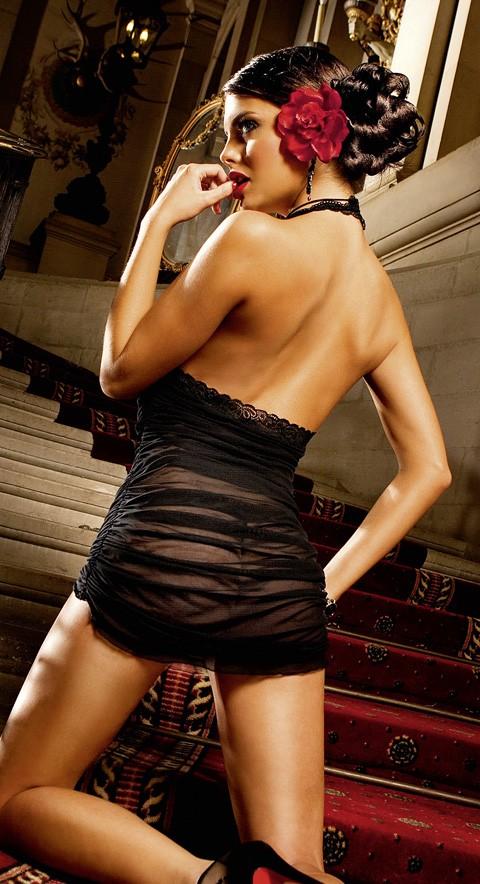 Мини-платье «Spanish» (Фото 1)