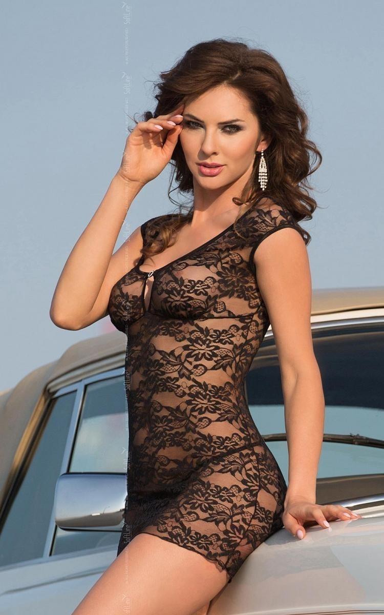 Ажурное платье «LAYNLI» (Фото 2)