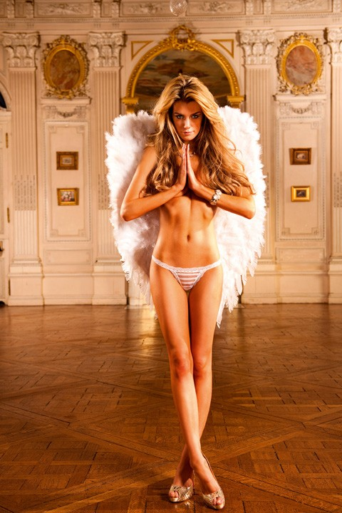 Трусики с кружевом «Angel Dreams» (Фото 1)