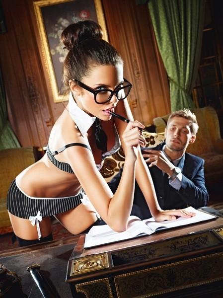 Игровой костюм «Секретарша» (Фото 3)