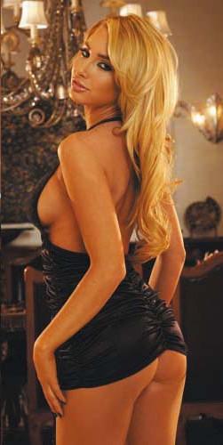 Маленькое платье «BLACKY DRESS» арт.HL8 (Фото 1)