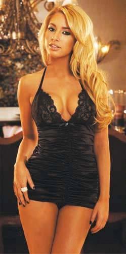 Маленькое платье «BLACKY DRESS» арт.HL8