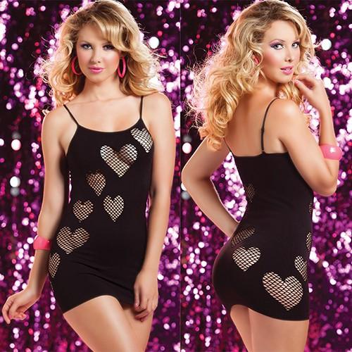 Бесшовное платье «Seven'til Black» (Фото 2)