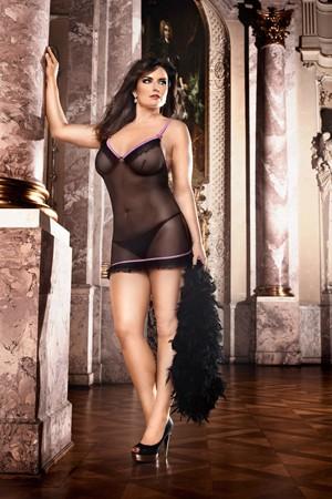 Мини-платье BACI «Mafia» арт.BL257
