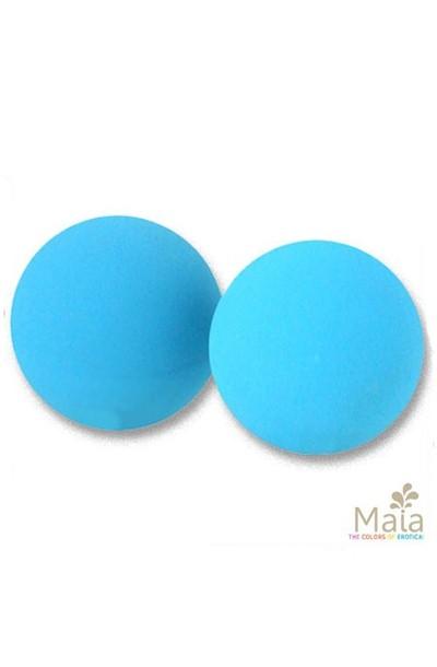 Вагинальные шарики «Maia Blue»