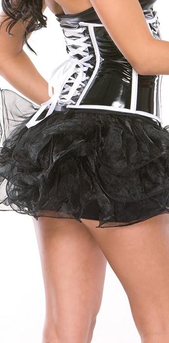 Коротенькая юбочка «Coquette» (Фото 1)