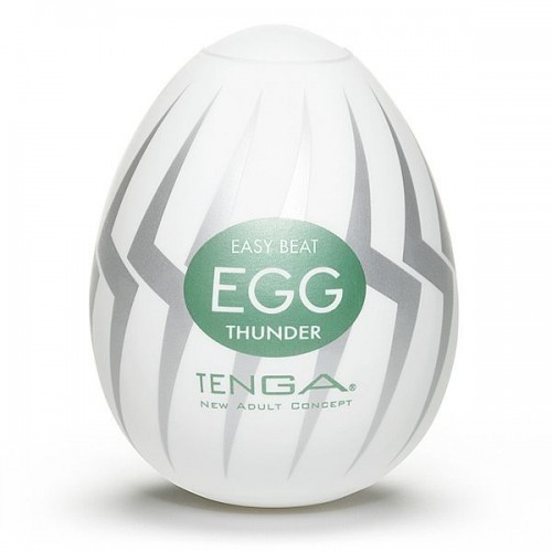 Мастурбатор «Tenga EGG Thunder»