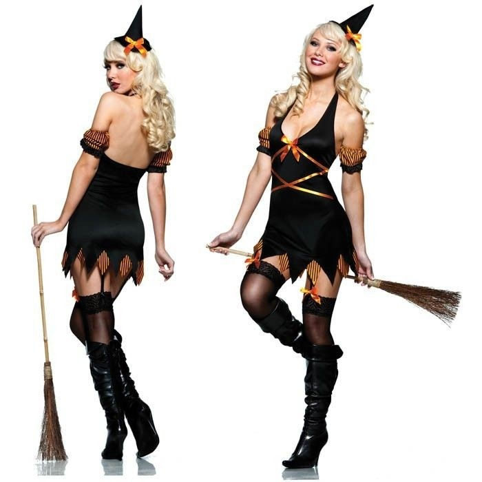 Костюм ведьмы «Salem»