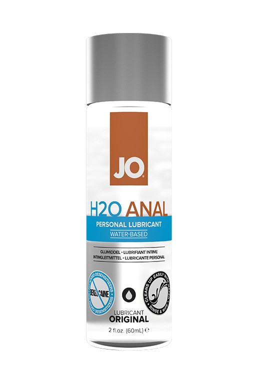 Лубрикант «JO Anal H2O Water Based»