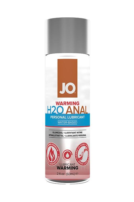 Разогревающий лубрикант «JO Anal H2O Warming»