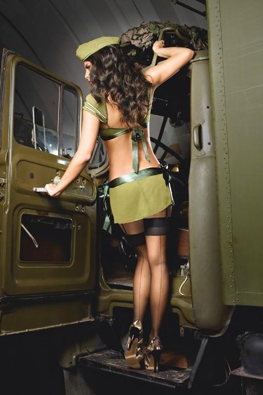Игровые чулки «Army» (Фото 1)
