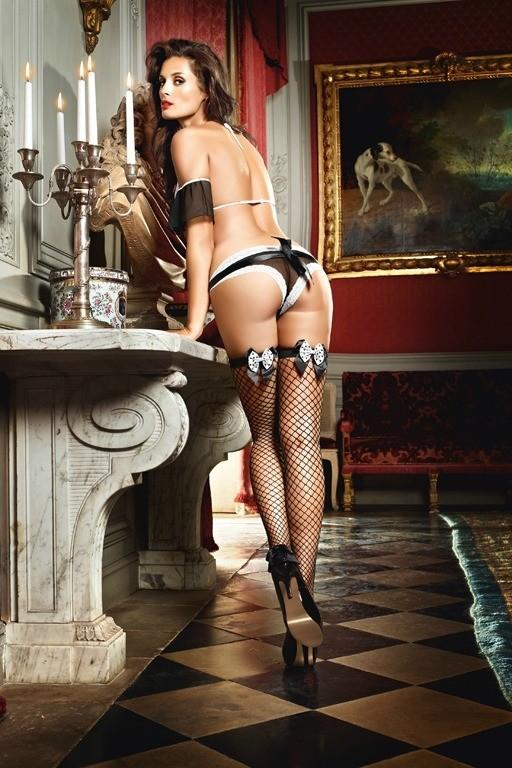 Игровые чулки «Careless French Maid» (Фото 2)