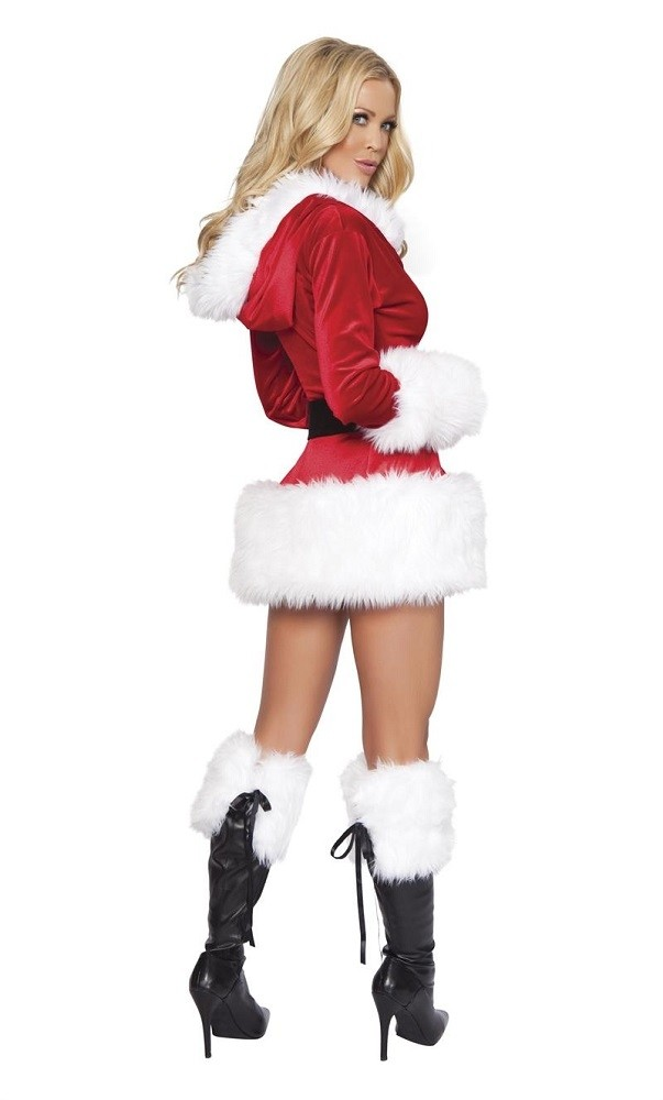 Новогодний костюм «Snow Maiden» (Фото 1)