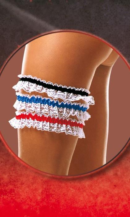 Подвязка с цветной повязкой «SLC»
