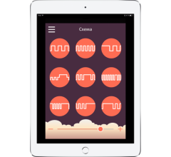 Умный вибрoстимулятор «Flamingo Magic Motion» для Iphone и Android (Фото 6)