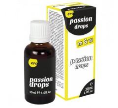 Возбуждающие капли «Passion Drops» 30 мл.