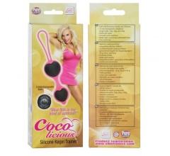 Комплект вагинальных шариков «Coco Licious» (Фото 2)