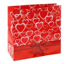 Пакет подарочный «Феерия сердец»