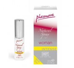 Концентрат феромонов для женщин HOT «Natural Spray Intense» 5 ml