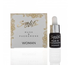 Духи-концентрат «Musk and Pheromone for Woman»