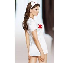 Костюм медсестры «Inez Plus Size» (Фото 1)
