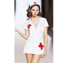 Костюм медсестры «Inez Plus Size»