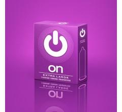 Презервативы «ON) Extra Large» 3шт. увеличенного размера