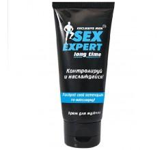 Пролонгирующий крем «Sex Expert Long Time»