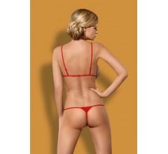 Комплект белья «Platinesa Red» (Фото 1)