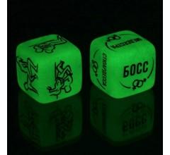 Светящиеся секс-кубики «Я тебя хочу» (Фото 1)