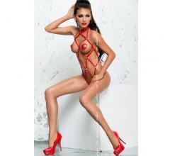 Экстремальное боди «Anita Body Red»
